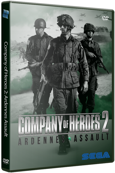 Company of Heroes 2: Ardennes Assault [v 4.0.0.19545 + DLC's] (2014) PC | RePack от xatab