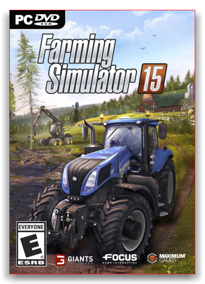 Farming Simulator 15: Gold Edition [v 1.4.2 + DLC's] (2014) PC | RePack от xatab