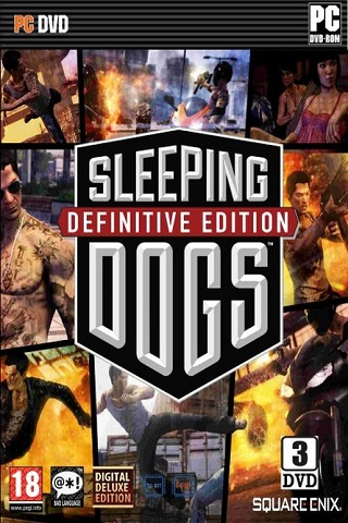 Sleeping Dogs: Definitive Edition [Update 1] (2014) PC | RePack от xatab