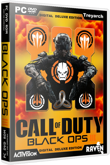 Call of Duty: Black Ops 3 [v 88.0.0.0.0] (2015) PC | RePack от xatab