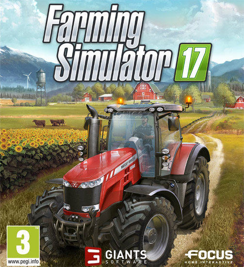 Farming Simulator 17 [v 1.5.3.1 +5 DLC's] (2016) PC | RePack от xatab