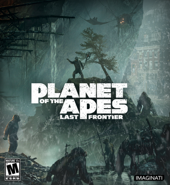 Planet of the Apes: Last Frontier (2018) PC | Лицензия