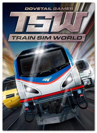 Train Sim World: 2020 Edition [v 1.0 + DLCs]  (2018) PC | RePack by xatab