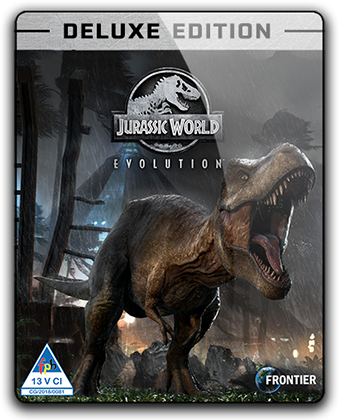 Jurassic World Evolution: Deluxe Edition  (2018) PC | RePack by xatab