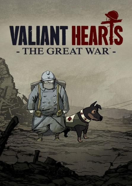 Valiant Hearts: The Great War (2014) PC | Лицензия