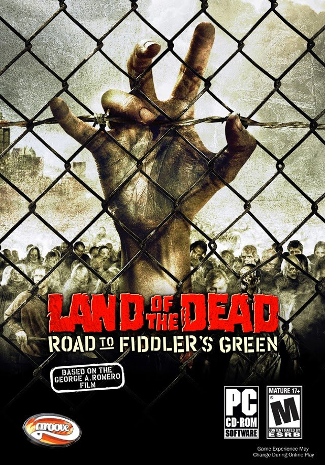 Land of the Dead: Road to Fiddler's Green v.1.1 [1С] (2005) PC | Лицензия